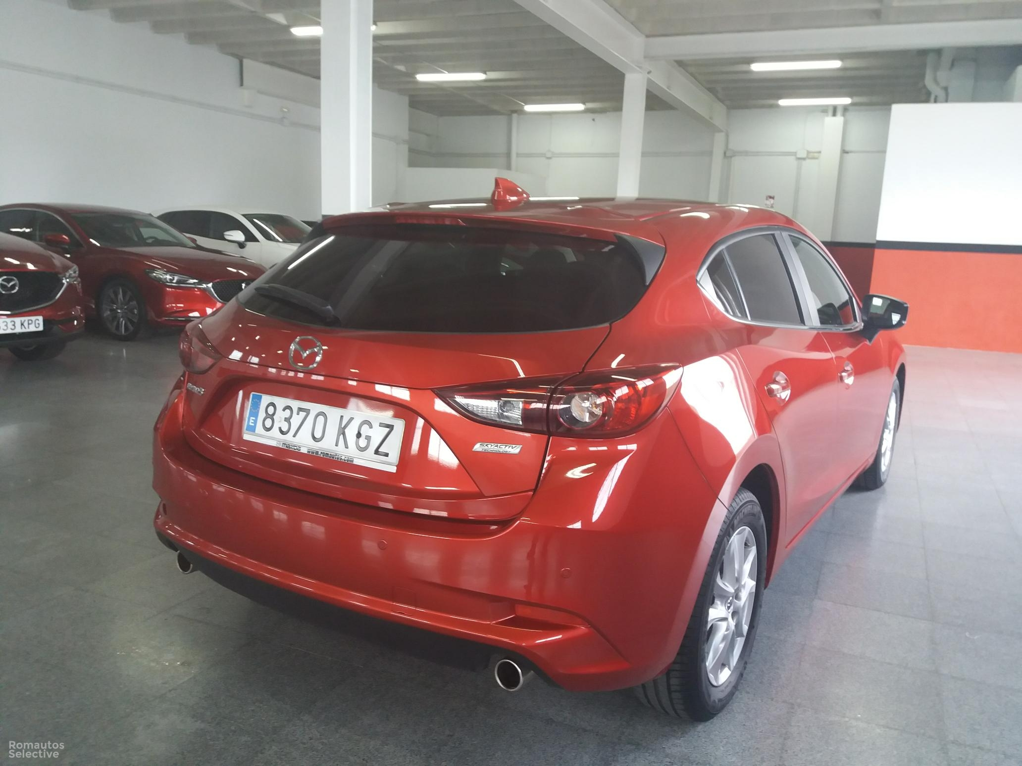 coche mazda 3 2 0 120 cv style confort nav 16 850 u20ac  euros