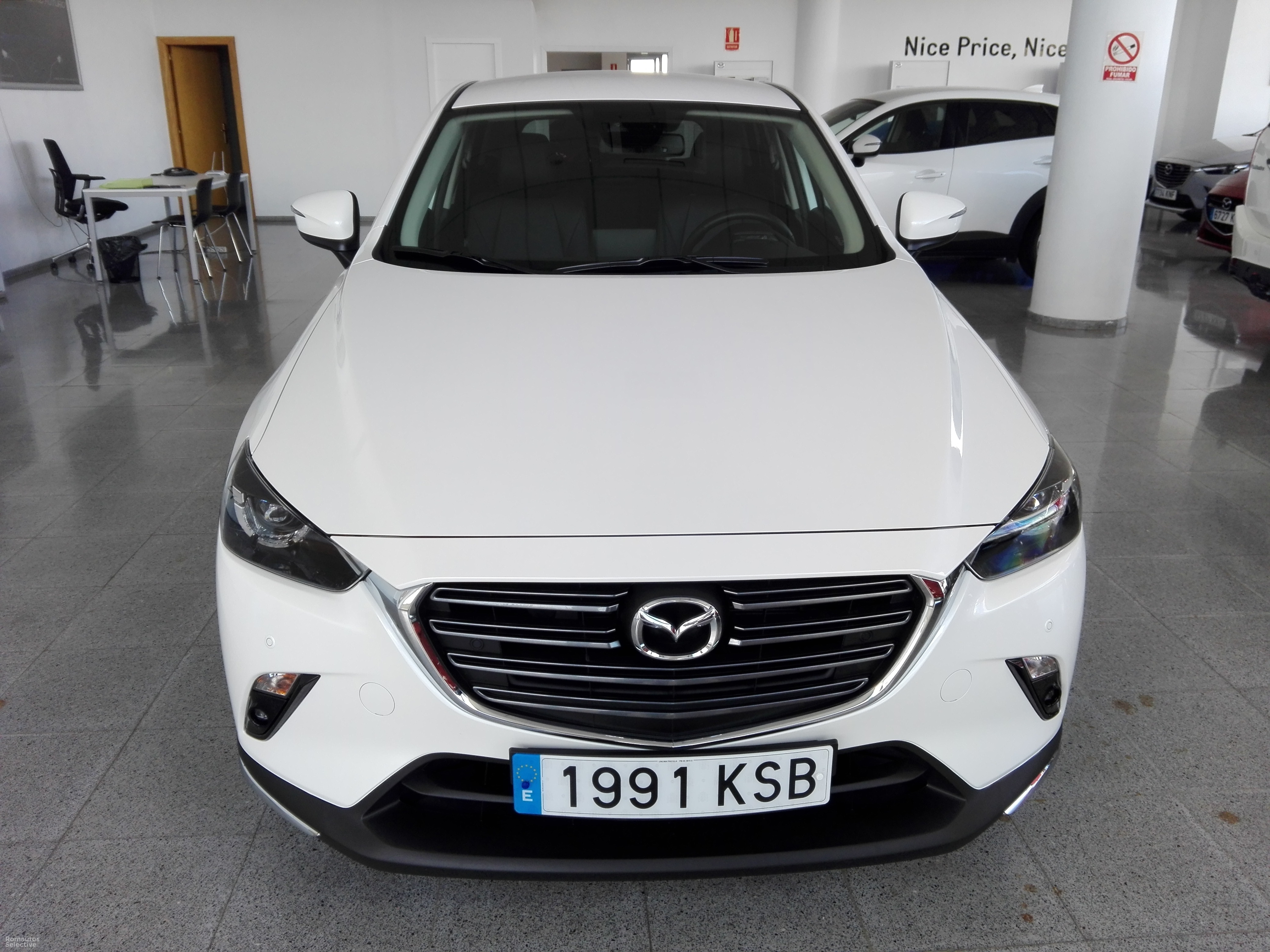 CX-3 2.0 120CV LUXURY