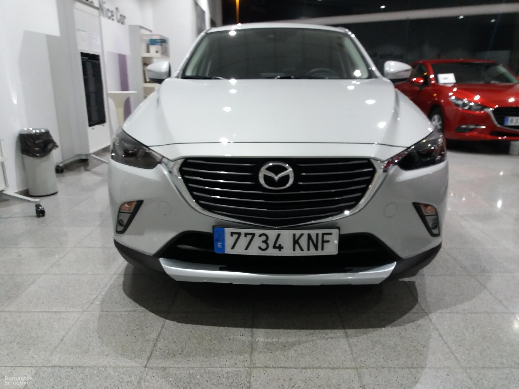 CX-3 2.0 120 CV SENSE EDITION + KIT SPORT