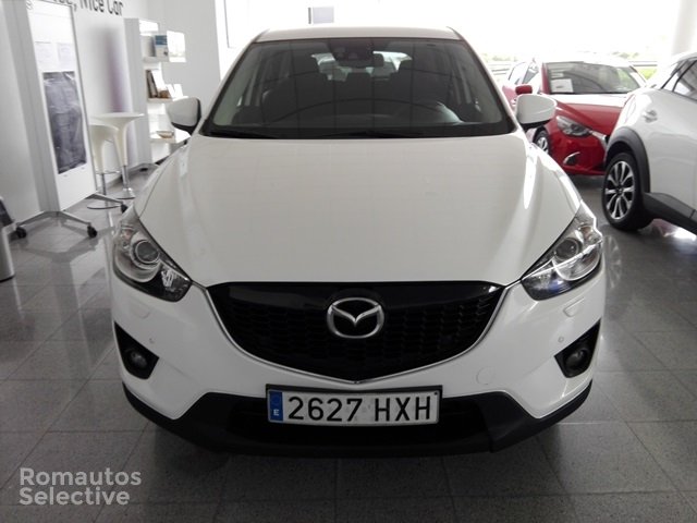CX-5 STYLE+CONFORT+SAFETY