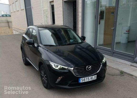 CX-3 1.5 105 CV LUXURY