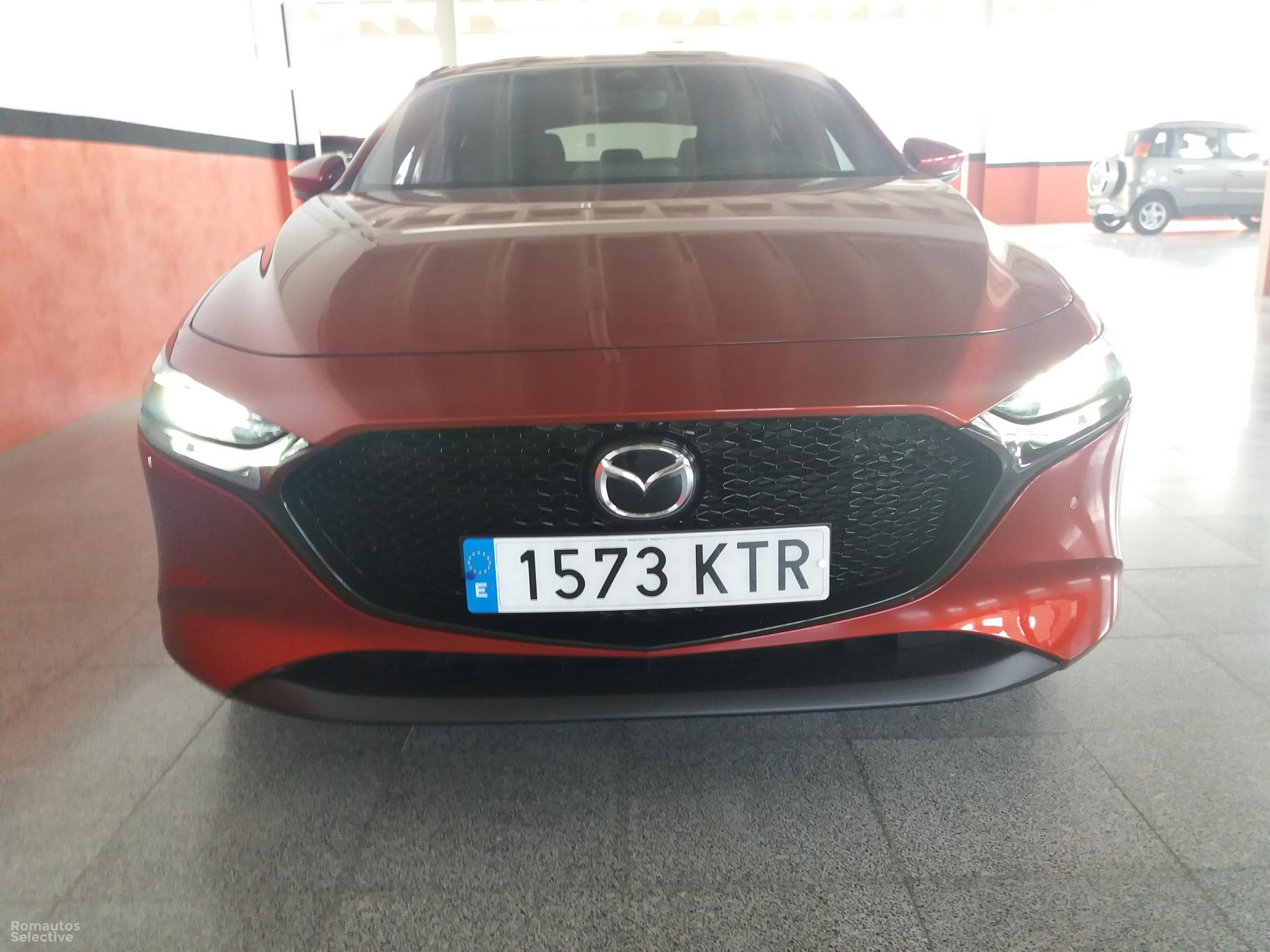 MAZDA 3 ZENITH SAFETY 2.0 122CV
