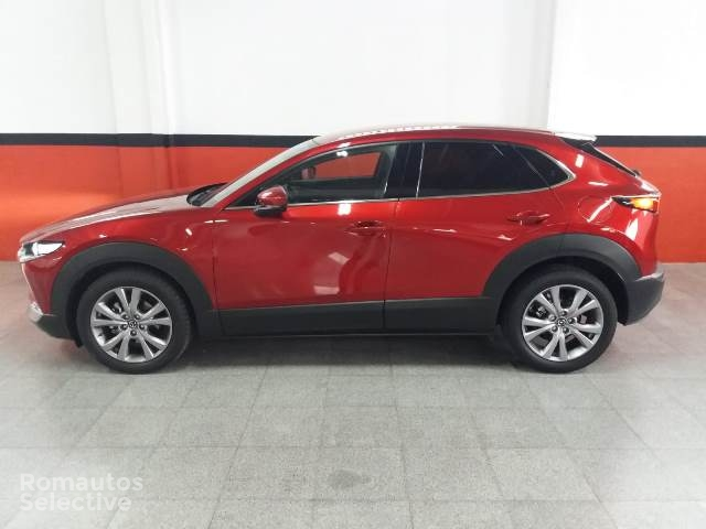 MAZDA CX-30 ZENITH AUT SAFETY+ BLACK