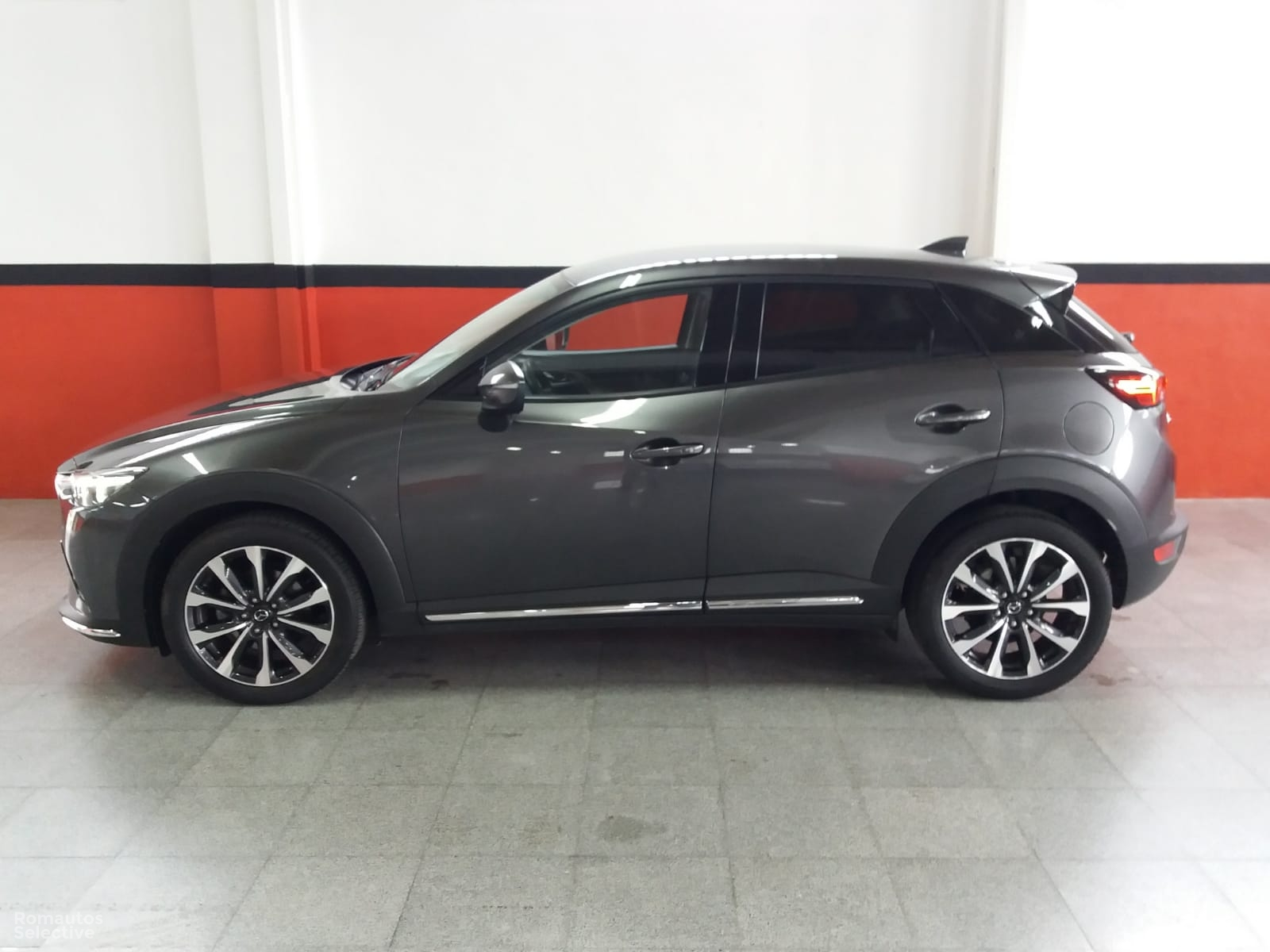 MAZDA CX-3 EVOLUTION DESIGN