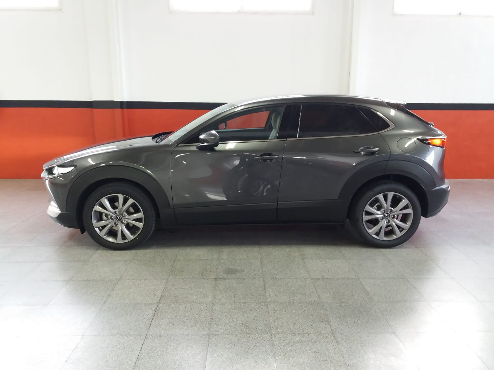 MAZDA CX-30 2.0 180 CV X ZENITH WHITE SAFETY