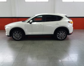 MAZDA CX-5 EVOLUTION DESIGN + NAV
