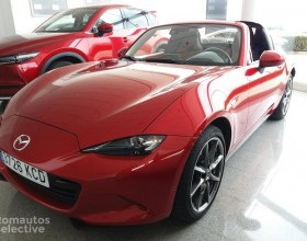 Mazda MX-5 RF Nappa Edition